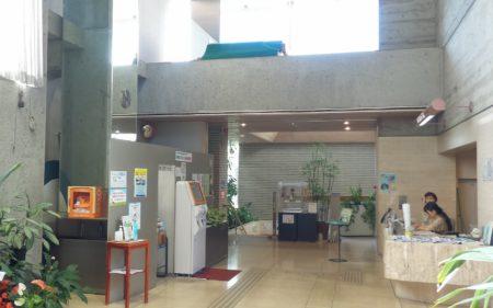 板橋区立熱帯環境植物館入口01