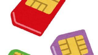 SIMカード01