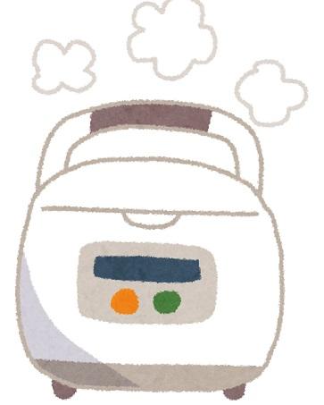 炊飯器01