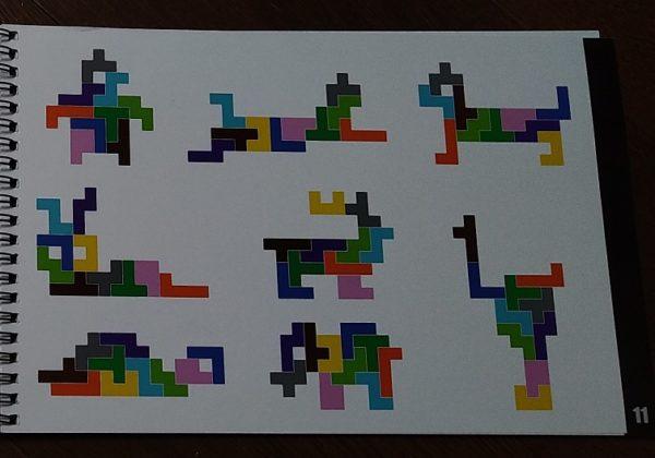 カタミノパズル例01